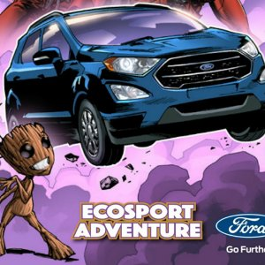 ford ecosport groot marvel